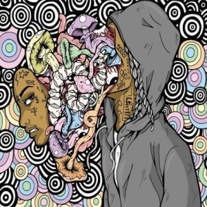 Mushrooms & Coloring Books BY Nef The Pharaoh